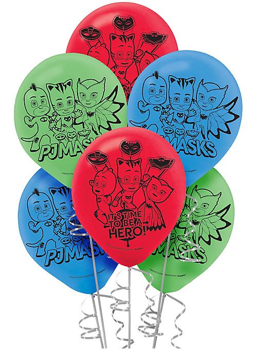 Ballonnen pj masks