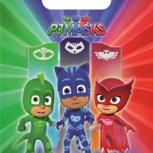 PJ Masks uitdeelzakjes