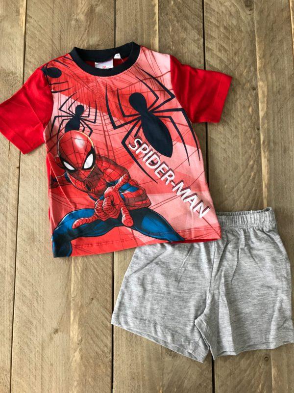Shortama Spiderman