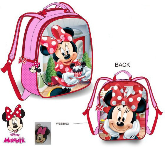 rugtas minnie mouse