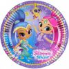 partybordjes shimmer and shine