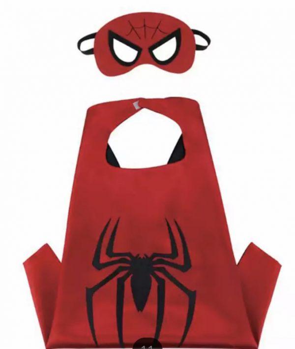 Verkleedcape Spiderman