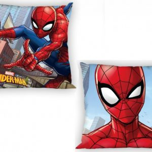 Kussenhoes Spiderman 2 kanten