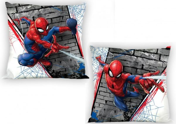 Kussenhoes Spiderman 2 kanten