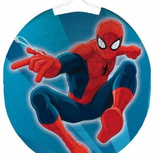 Spiderman lampion