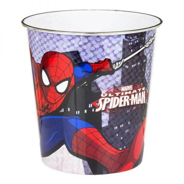 Prullenbak Spiderman