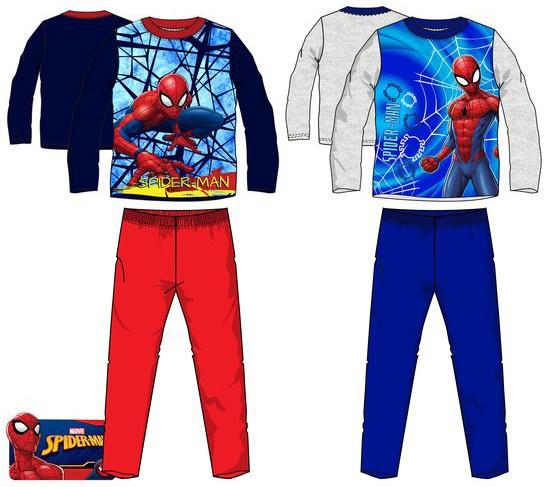 Pyjama Spiderman lange mouwen