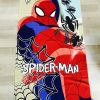 Handdoek Spiderman