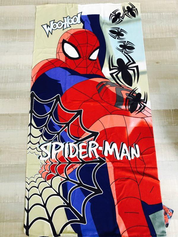 Handdoek Spiderman