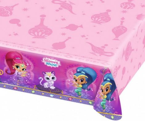 tafelkleed shimmer and shine