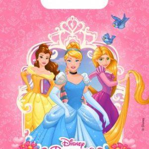 uitdeelzakjes prinsesjes