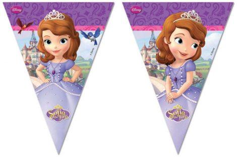 vlaggetjes prinses sofia