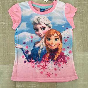 Frozen shirt korte mouwen
