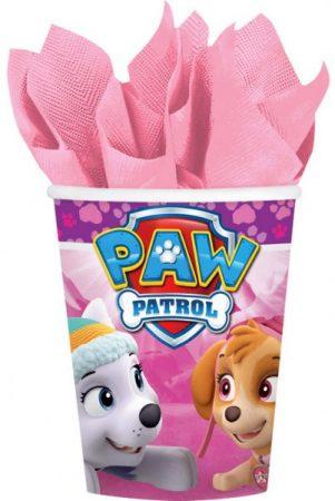Paw Patrol feest bekers