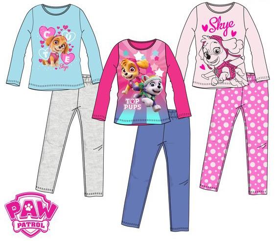 Paw Patrol pyjama lange mouwen