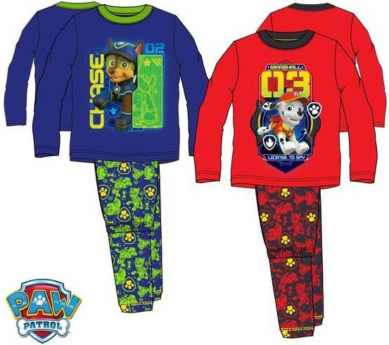 Paw Patrol pyjama lange mouwen winter