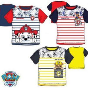 Paw Patrol shirts korte mouwen