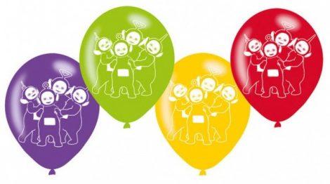 Ballonnen teletubbies feest