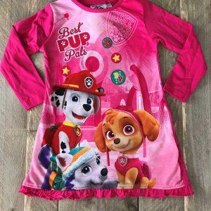 Paw Patrol pyjama jurk