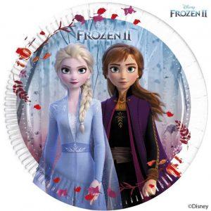 Frozen bordjes