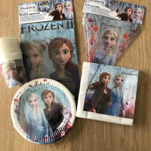 Complete frozen feestset