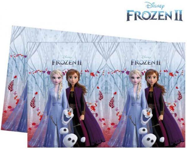 Plastic tafelkleed frozen II
