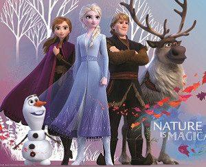 Frozen placemat