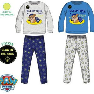 Paw patrol glow in the dark pyjama met Rubble
