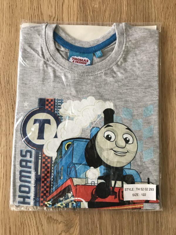 Shirt met korte mouwen met Thomas de trein