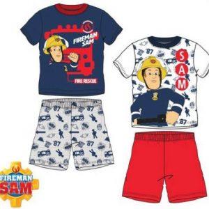 Zomer pyjama Brandweerman Sam