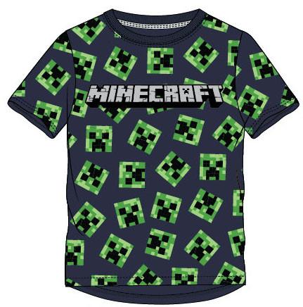 Shirt korte mouwen Minecraft