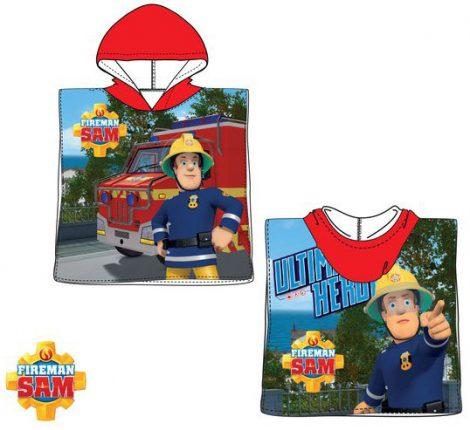 Poncho van brandweerman Sam