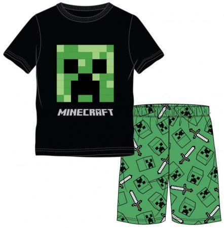 Pyjama korte mouwen minecraft