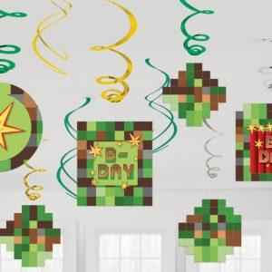 Minecraft versiering