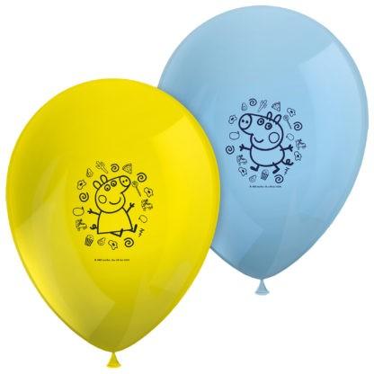 Ballonnen peppa pig