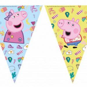 Peppa Pig vlaggetjes