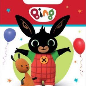 Bing het konijn uitdeelzakjes