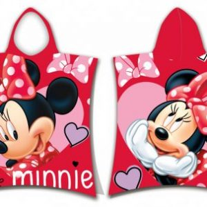 Minnie Mouse poncho