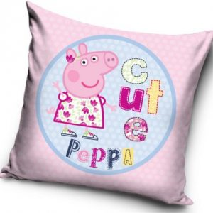 Peppa Pig kussenhoes