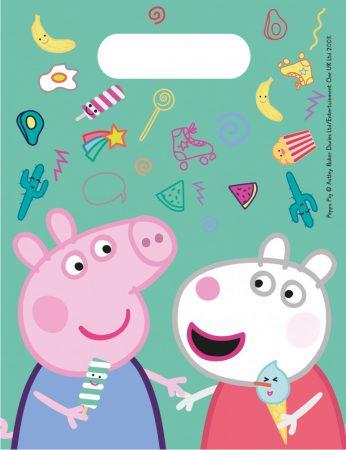 Uitdeelzakjes Peppa Pig