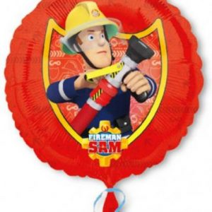 Brandweerman Sam folie ballon