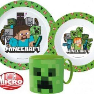 Minecraft dinnerset