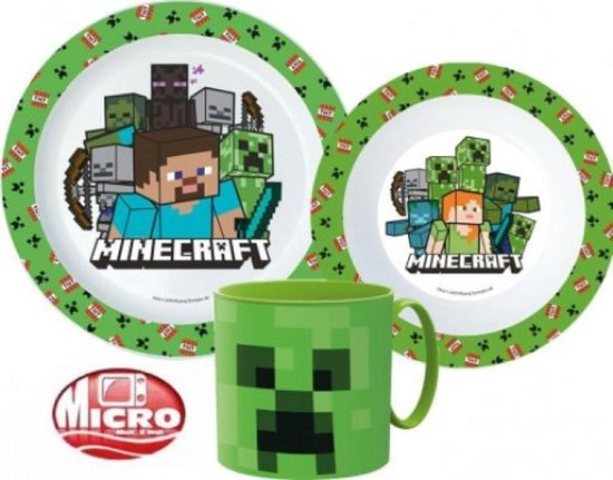 Dinnerset Minecraft