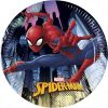Spiderman bordjes