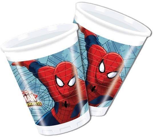 Bekers Spiderman