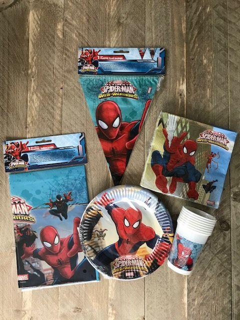 Feestartikelen Spiderman