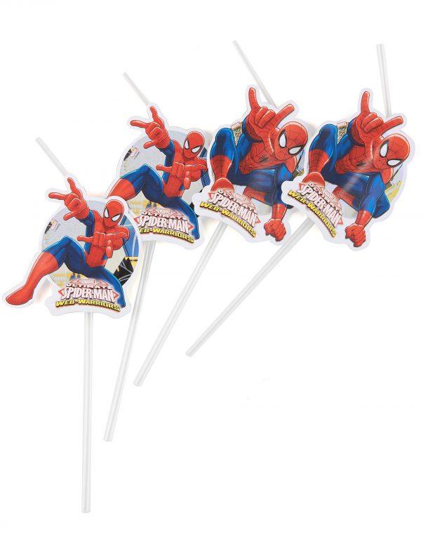 rietjes van Spiderman