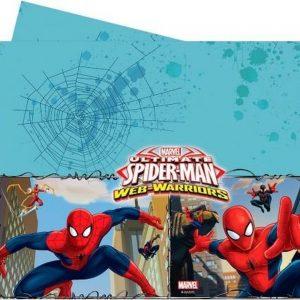Spiderman feestset
