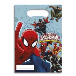 Uitdeelzakjes Spiderman