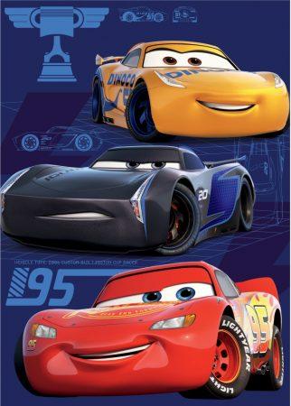 Fleecedeken Cars